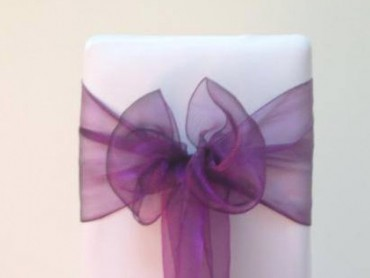 takeaseat-cadbury-purple-organza-sash