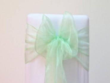 takeaseat-mintgreen-organza-sash