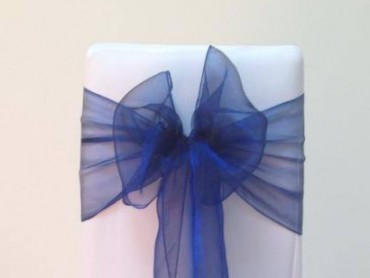 takeaseat-navy-blue-organza-sash