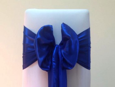 takeaseat-royal-blue-satin-sash