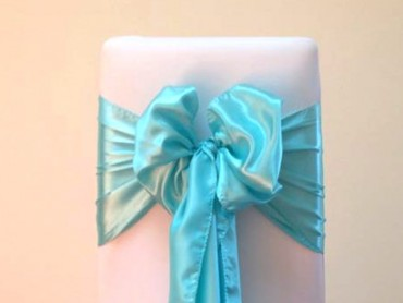 takeaseat-tiffany-blue-satin-sash